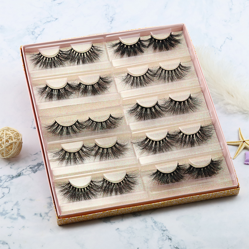 Best quality 25mm 3D mink eyelashes factory price ...