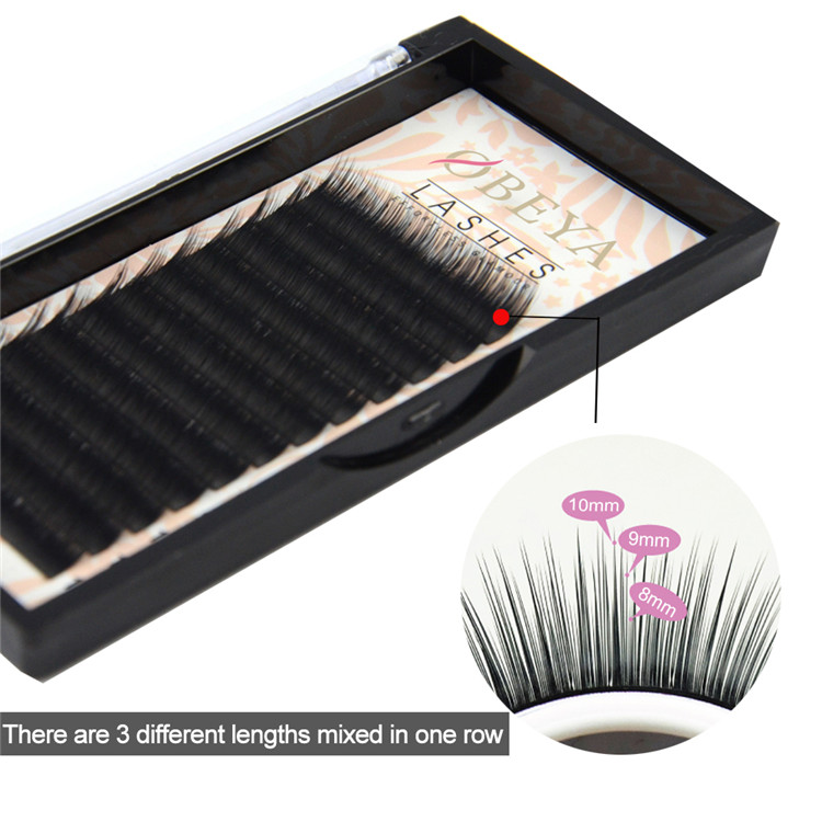 Eyelashes Vendors Supply camellia Eyelash Extensions Eyelashes Extensions Y15