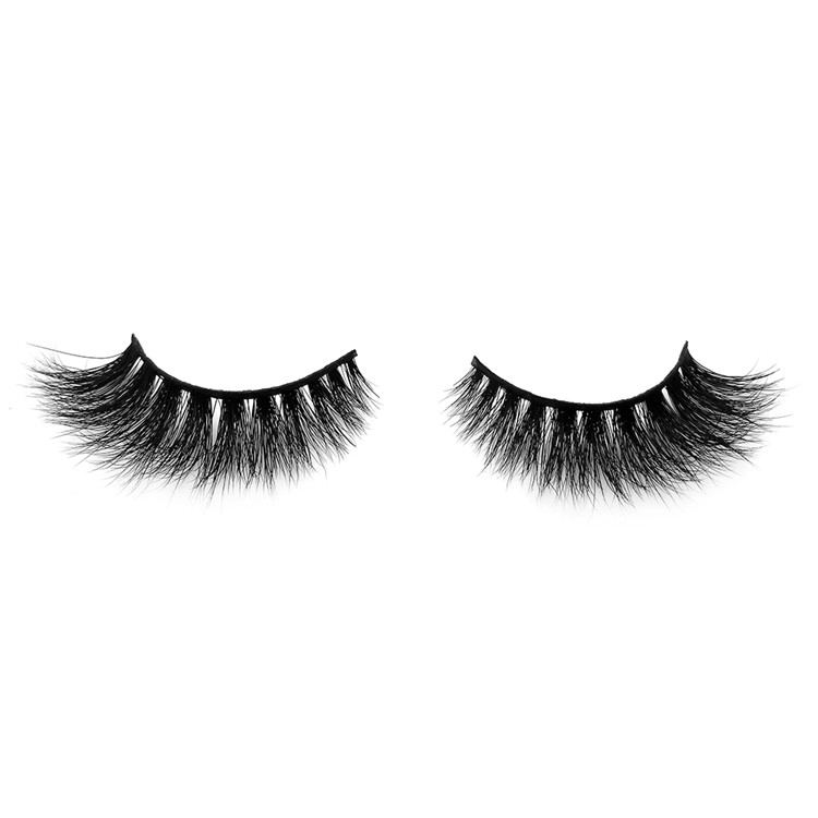 Natural Looking 3D Mink Eyelashes Factory Price Affordable Y37