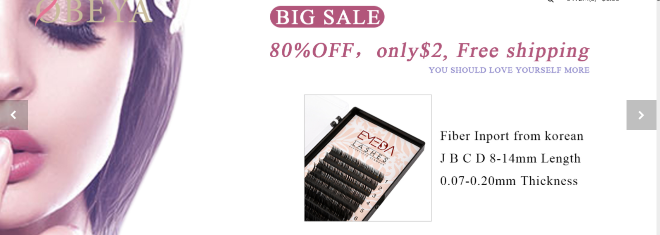 Wholsale lashes